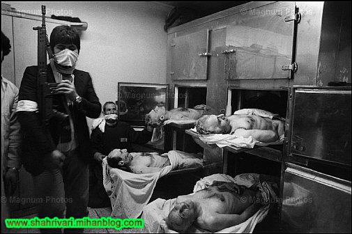 ژنرال خسروداد----ژنرال رحیمی ---ژنرال ناجی ---ژنرال نصیری (رئیس ساواک)